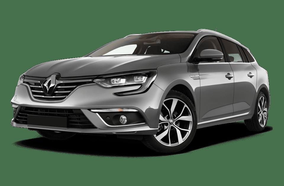 Renault / Mégane Estate / TCe 140 Limited Aut.
