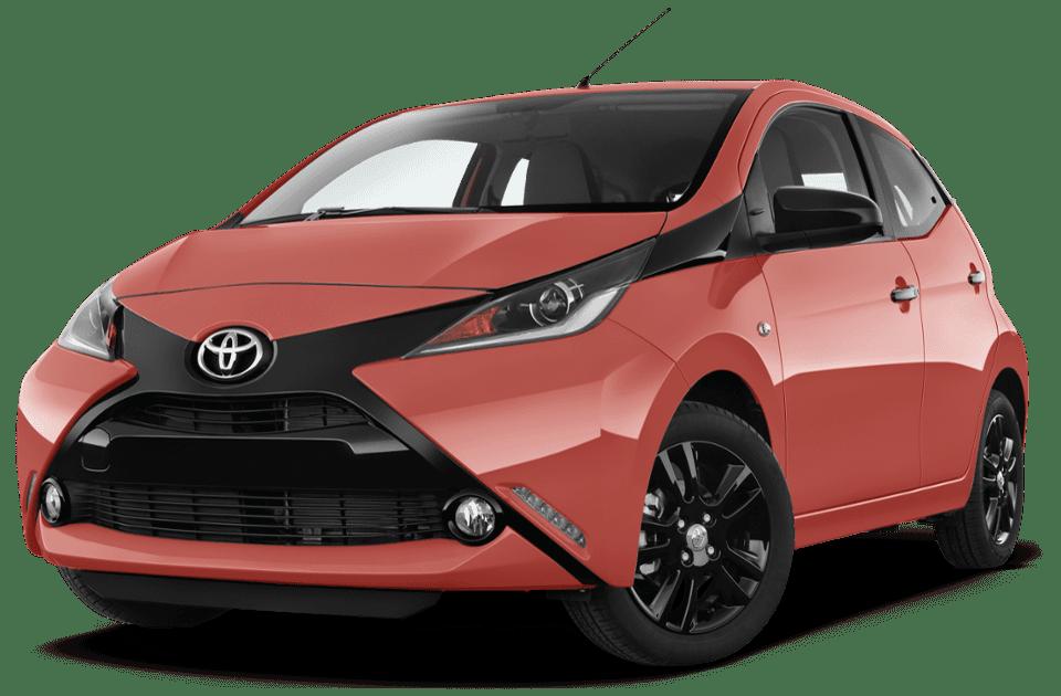 Toyota / Aygo / 1.0 x-play Aut. 5d