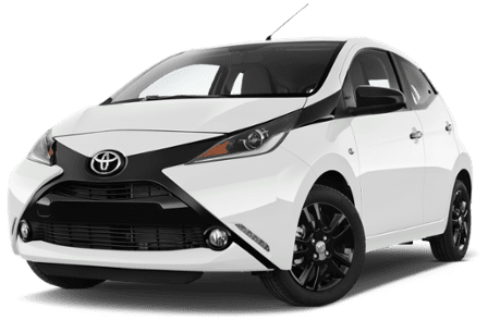 Toyota / Aygo / 1.0 x-play 5d